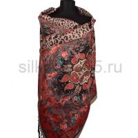 Палантин с 2-х стор. расцветкой (silk touch) №3