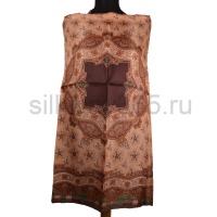 Платок женский шелковый (твил) 90*90 №12
