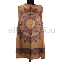Платок женский шелковый (твил) 90*90 №14