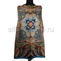 Платок женский шелковый (твил) 90*90 №16