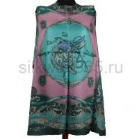 Платок женский шелковый (твил) 90*90 №20